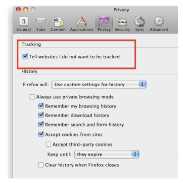 how to set up private browsing on safari